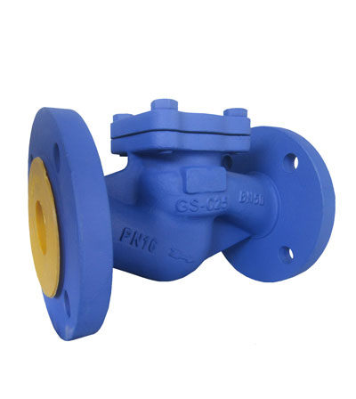 DIN Bolted Cover Lift Check Valves